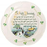 Belleek Celebration Plates