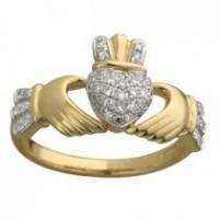Ladies Irish Rings