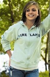 Ladies Tara Hooded Irish Sweatshirt
