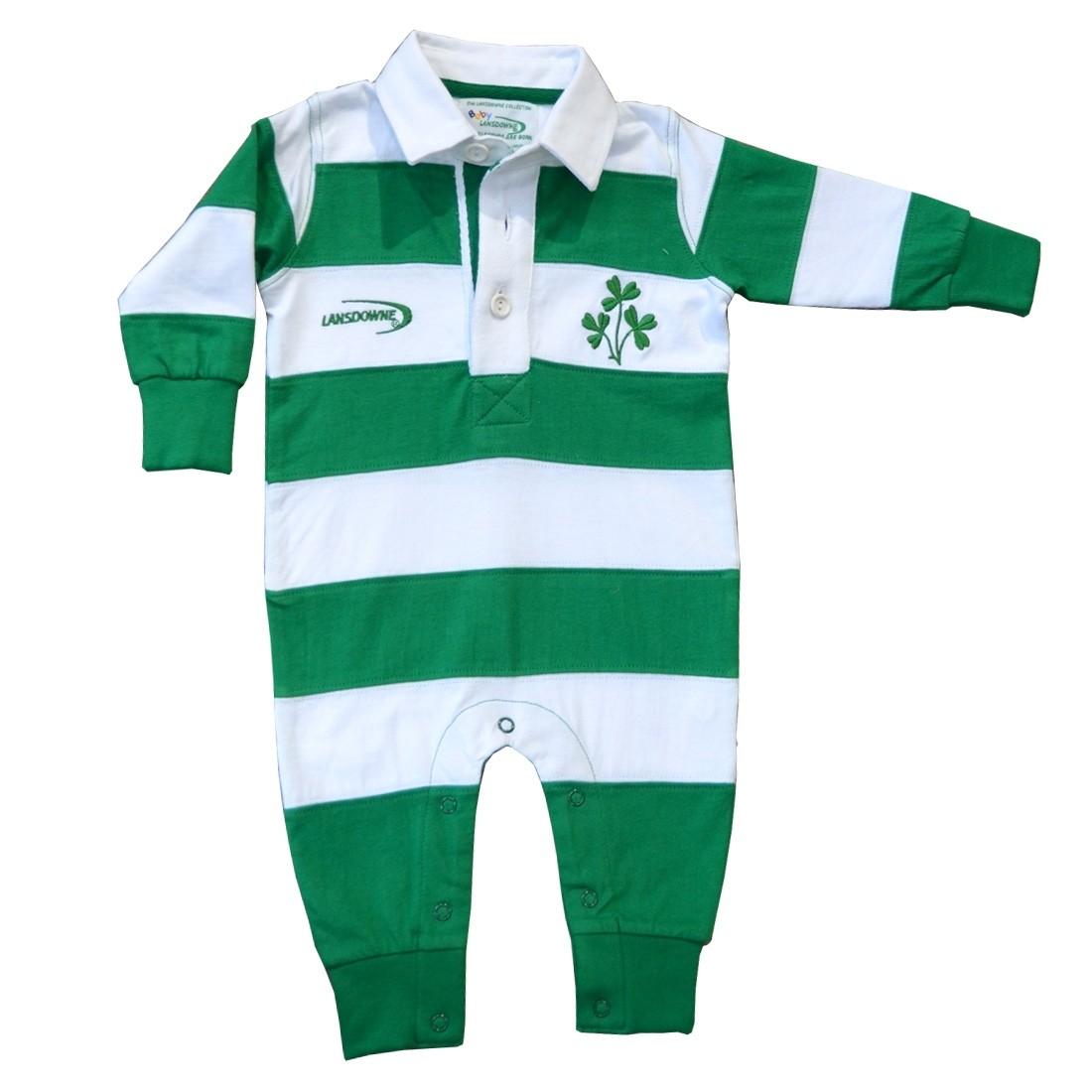 Baby Irish Rugby Romper