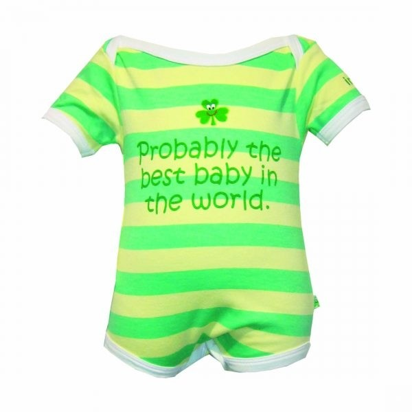 Best Irish Baby Onesie