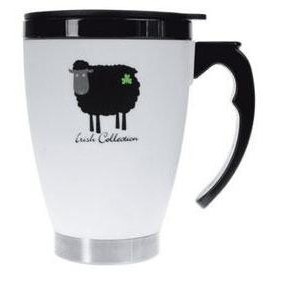 Black Sheep Irish Travel Mug