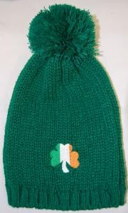 Toddler Irish Pride Cap with Shamrock