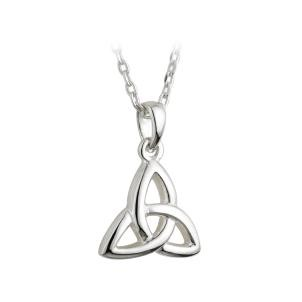 Children's Irish Trinity Knot Pendant