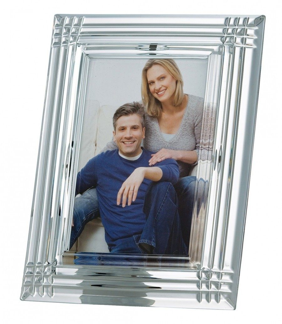 Galway Crystal Reflections 5x7  Photo Frame