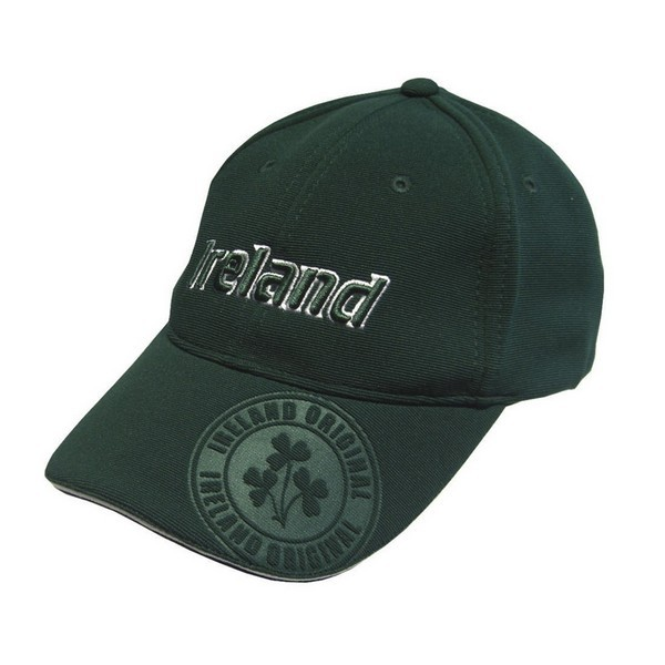 Ireland Embossed Irish Baseball Cap