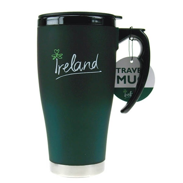 Ireland Irish Travel Mug Large