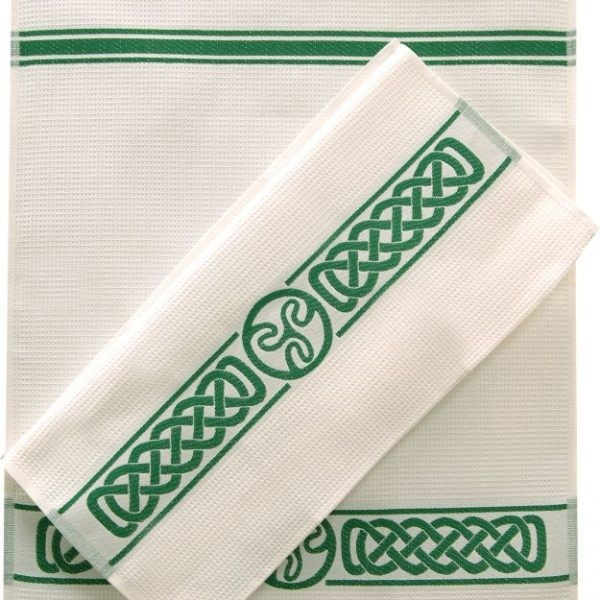 Irish Celtic Tea Towels