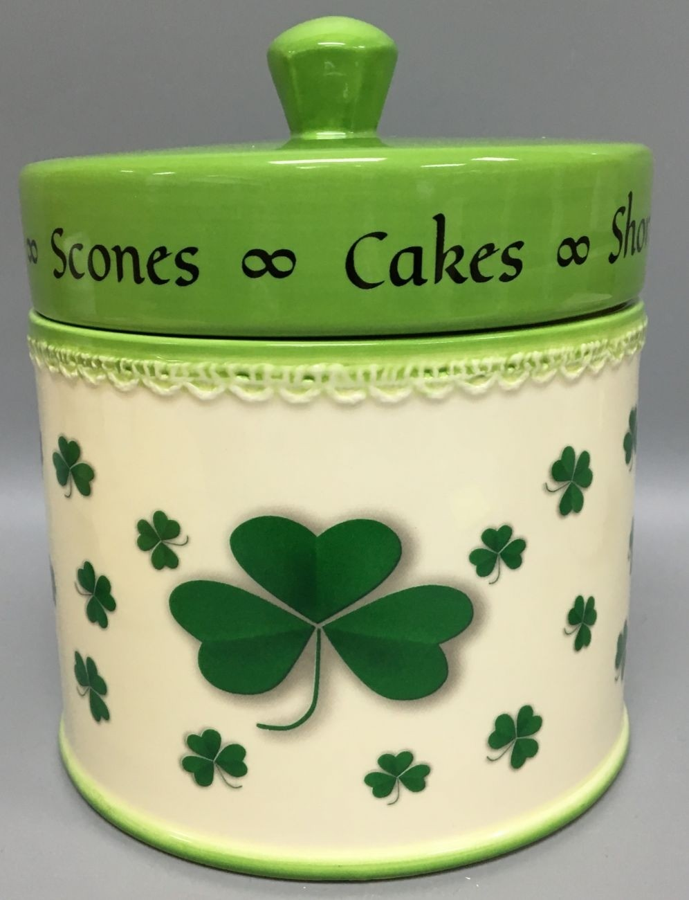 Irish Cookie Jar