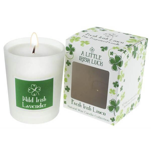 Irish Meadows Irish Candle