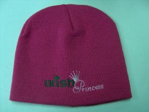 Irish Princess Youth Cap with Shamrock