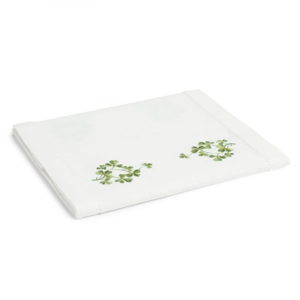 Irish Shamrock Table Runner