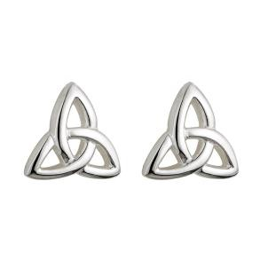 Children's Trinity Knot Earrings