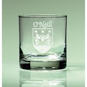 Irish Coat of Arms Tumbler Glasses