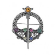 celtic tara irish brooch