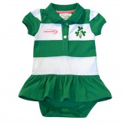 Ireland Baby Onesie Dress