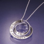 An Irish Blessing Sterling Silver Pendant
