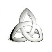 Irish Trinity Knot Brooch