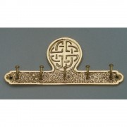 Irish Celtic Key Holder