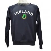 Lansdowne Navy Ireland Shamrock Crest Kids Sweatshirt