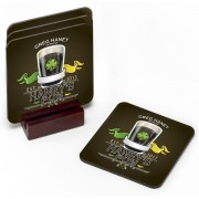 Personalized Irish Coasters