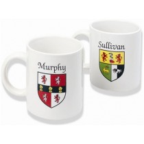 Irish Coat of Arms Coffee Mug