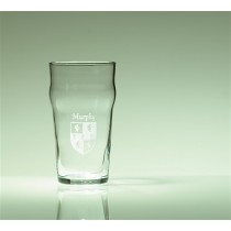 Irish Coat of Arms Pub Glasses