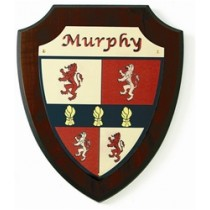 Irish Coat of Arms Shield Plaque