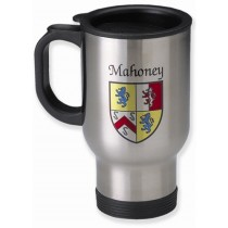 Irish Coat of Arms Insulated Travel Mug