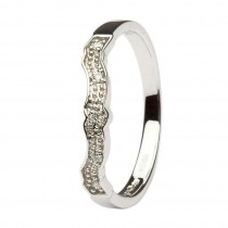 Diamond set Matching Wedding ring for 14L68