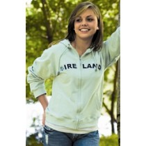 Ladies Tara Hooded Irish Sweatshirt