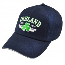 Adult Ireland Shamrock Irish Baseball Cap