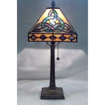 Multi Colored Irish Trinity Lamp