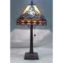 Multi Colored Irish Trinity Lamp