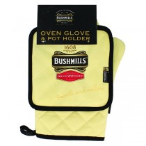 Bushmills Oven Glove and Pot Holder