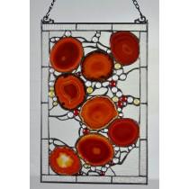 Cashel Rocks Irish Window Ornament