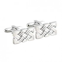 Irish Celtic Knot Mens Cufflinks