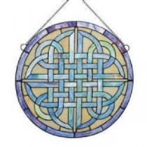 Celtic Weave Window Suncatcher