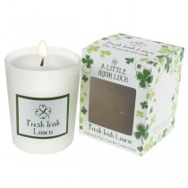 Fresh Irish Linen Irish Candle