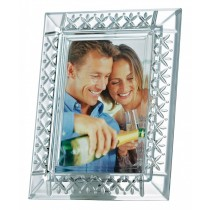 "Galway Crystal Keenan 5x7"" Photo Frame"