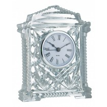 Galway Crystal Lynch Carriage Clock