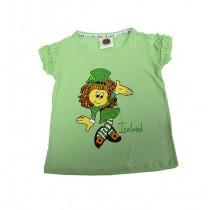 Girls Ireland Frill T-Shirt