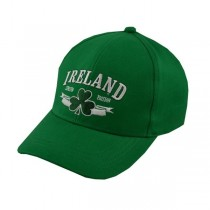 Ireland Shamrock Kids Irish Baseball Cap