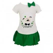 Ireland Sheep Girls Irish Dress