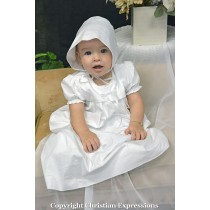 Girls Irish Christening Gown Ensemble