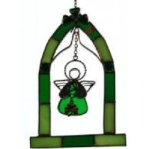 Irish Angel Suncatcher