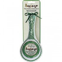Irish Blessing Celtic Spoon Rest