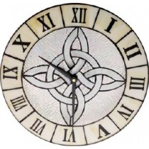 Irish Celtic Wall Clock
