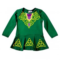 Irish Dancer Dress Baby Vest