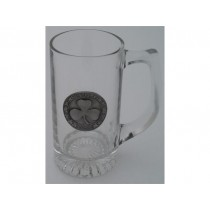 Irish Shamrock 13 Oz. Beer Mug
